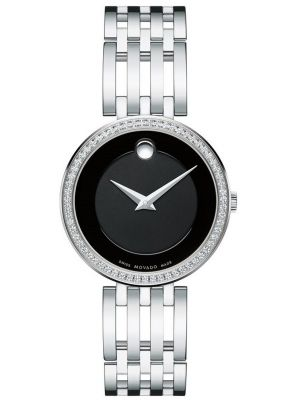Womens Movado Esperanza swiss diamond set 607052 Watch