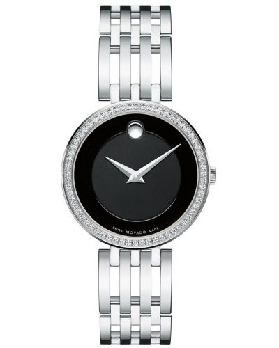 Womens Movado Esperanza swiss diamond set 607052 Watch