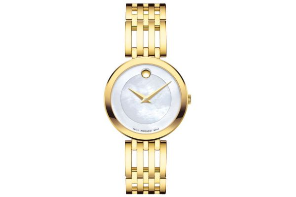 Womens Movado Esperanza Watch 607054