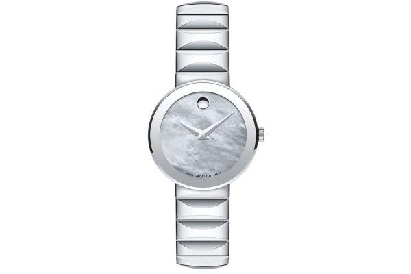 Womens Movado Sapphire Watch 607048