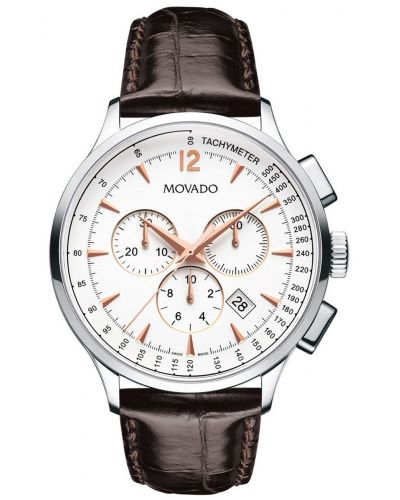 Mens Movado Circa swiss chrono 606576 Watch