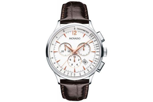 Mens Movado Circa Watch 606576
