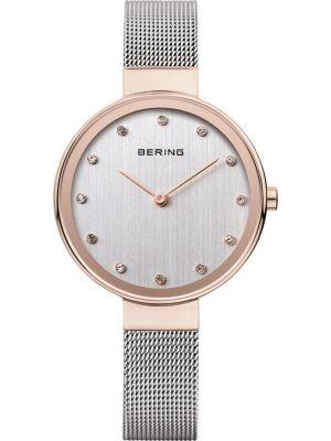 Womens Bering Classic crystal set quartz 12034-064 Watch