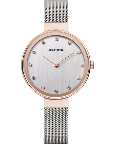 Womens Bering Classic crystal set quartz 12034-064 Watch