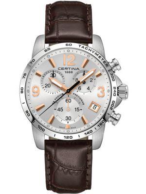 Mens Certina DS Podium Chronograph precidrive C0344171603701 Watch
