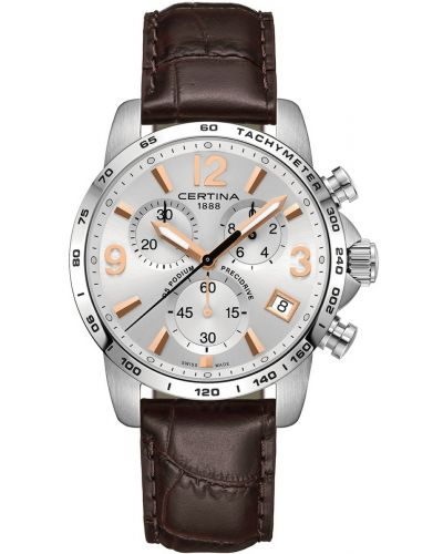 Mens Certina DS Podium Chronograph precidrive C0344171603701 Watch
