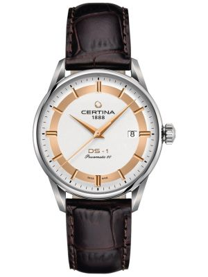 Mens Certina DS-1 Automatic swiss auto C0298071603160 Watch