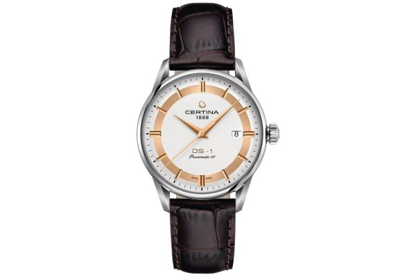 Mens Certina DS-1 Automatic Watch C0298071603160