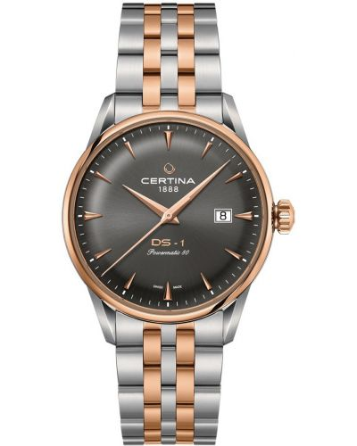 Mens Certina DS-1 Automatic powermatic C0298072208100 Watch