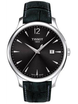 Mens Tissot Tradition swiss quartz T063.610.16.087.00 Watch