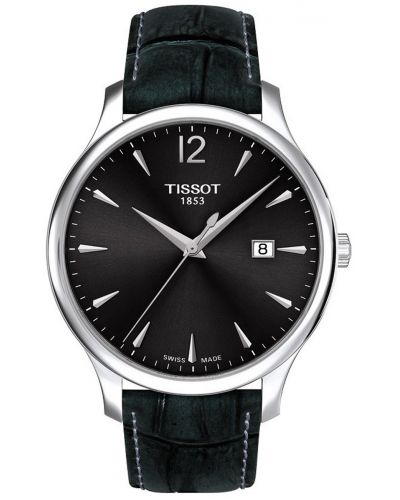 Mens Tissot Tradition swiss quartz T063.610.16.087.00 Watch