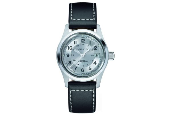 Mens Hamilton Khaki Field Watch A339773