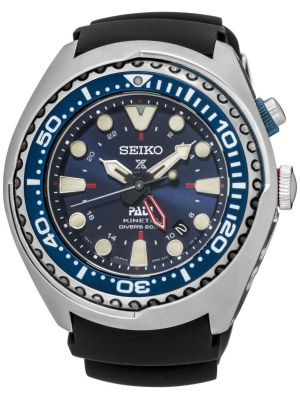 Mens Seiko Prospex kinetic padi SUN065P1 Watch