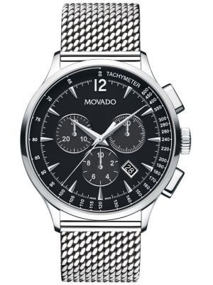 Mens Movado Circa swiss made 606803 Watch