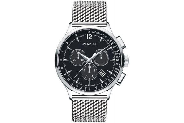 Mens Movado Circa Watch 606803