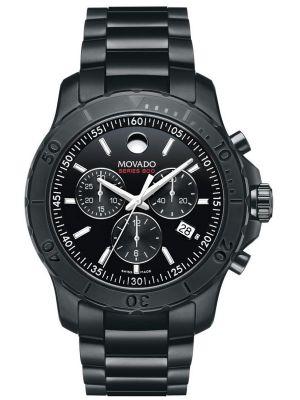 Mens Movado Series 800 swiss quartz 2600119 Watch