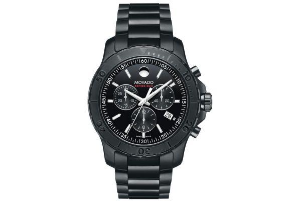 Mens Movado Series 800 Watch 2600119