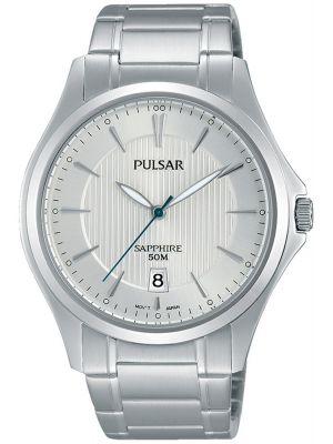 Mens Pulsar  Dress Wear date PS9383X1 Watch