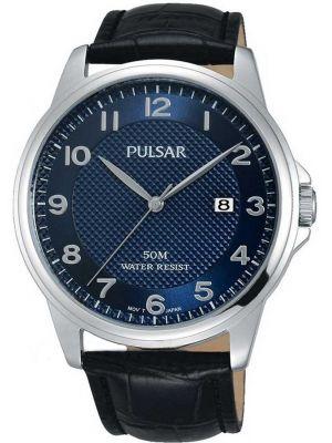 Mens Pulsar  Dress Wear 50m quartz PS9443X1 Watch