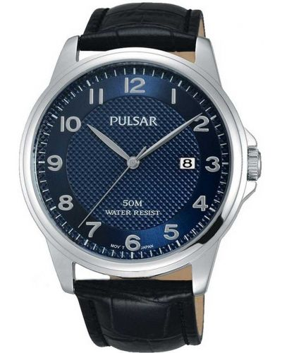 Mens Pulsar  Dress Wear 50m quartz PS9443X1 Watch