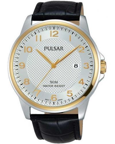 Mens Pulsar  Dress Wear two toned quartz PS9444X1 Watch