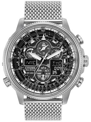 Mens Citizen Navihawk A-T multi functional JY8030-83E Watch