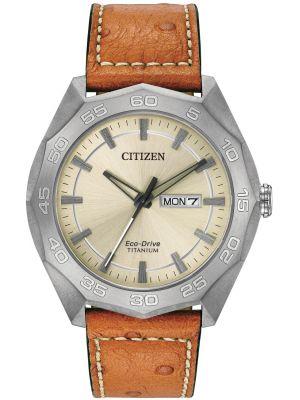 Citizen eco drive titanium AW0060-11P Watch
