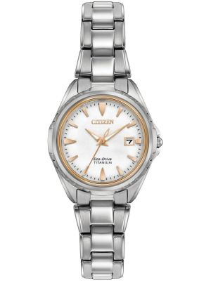 Womens Citizen super titanium EW2410-54A Watch