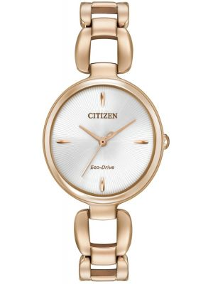 Womens Citizen L-Series eco drive EM0423-56A Watch
