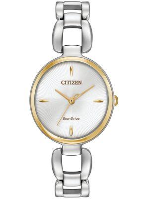 Womens Citizen L-Series dress EM0424-53A Watch