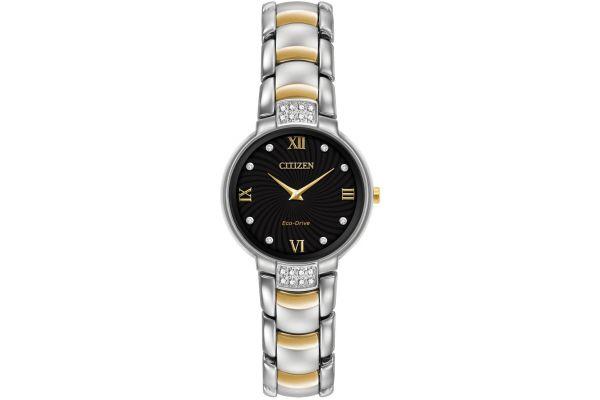 Womens Citizen Silhouette Watch EX1464-54E