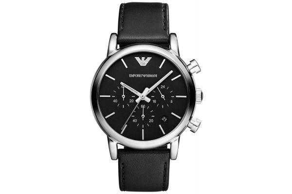 Mens Emporio Armani Luigi Watch AR1733
