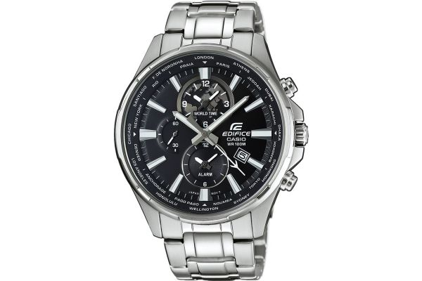 Mens Casio Edifice Watch EFR-304D-1AVUEF
