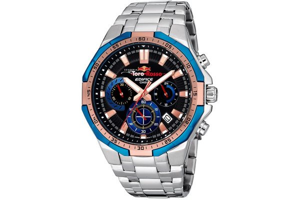 Mens Casio Edifice Watch EFR-554TR-2AER