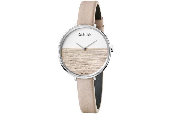 Womens Calvin Klein RISE Watch K7A231XH