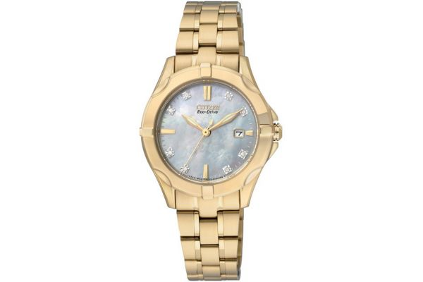 Womens Citizen Silhouette Watch EW1932-54D