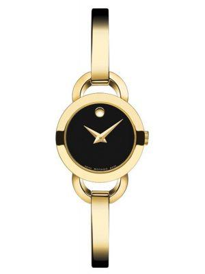 Womens Movado Rondiro Gold Bangle Style 606888 Watch