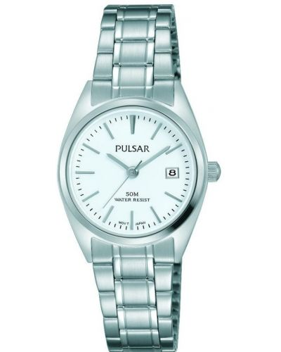 Womens Pulsar  Classic Date Steel PH7439X1 Watch