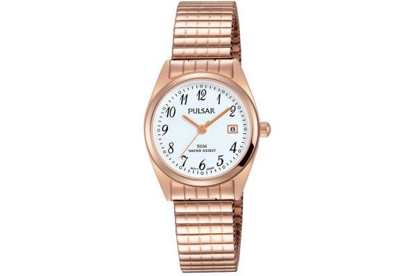 Womens Pulsar  Classic Watch PH7446X1