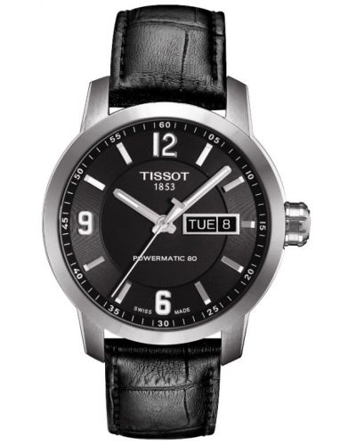 Mens Tissot PRC200 Powermatic 80 Strap T055.430.16.057.00 Watch
