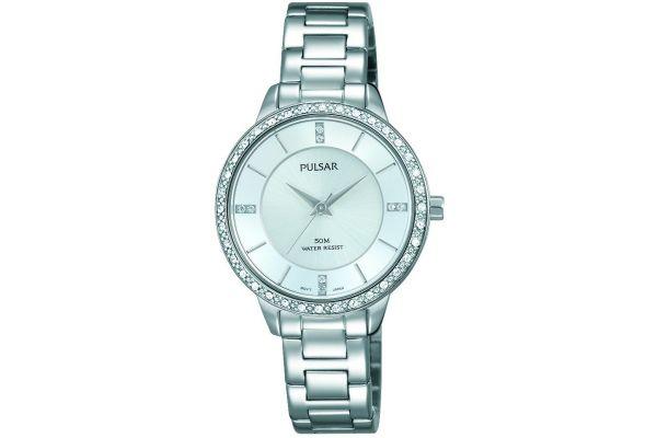 Womens Pulsar  Dress Wear Watch PH8213X1