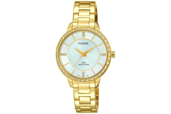 Womens Pulsar  Dress Wear Watch PH8218X1