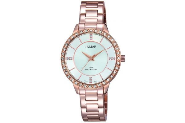 Womens Pulsar  Dress Wear Watch PH8220X1