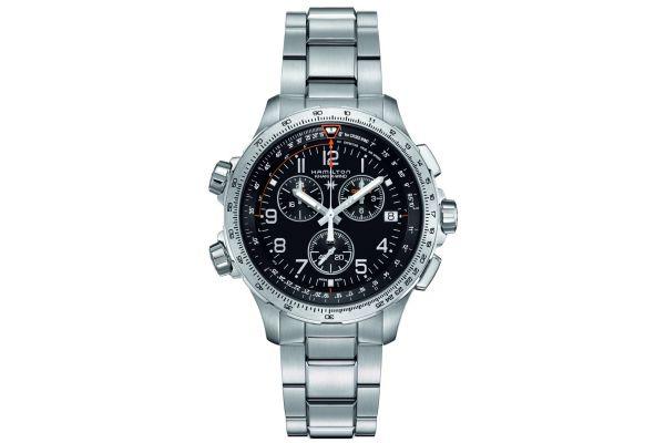 Mens Hamilton Khaki Aviation Watch H77912135