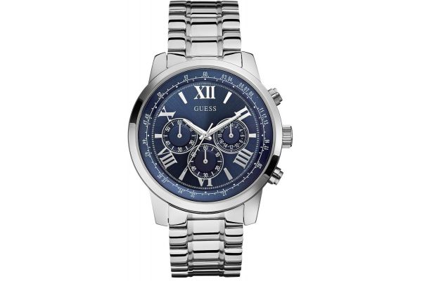 Mens Guess Horizon Watch W0379G3
