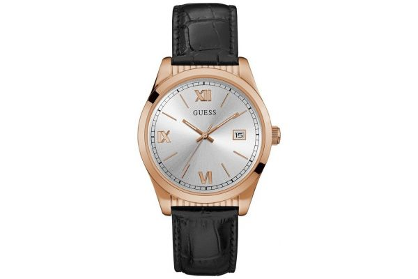 Mens Guess Baxster Watch W0874G2