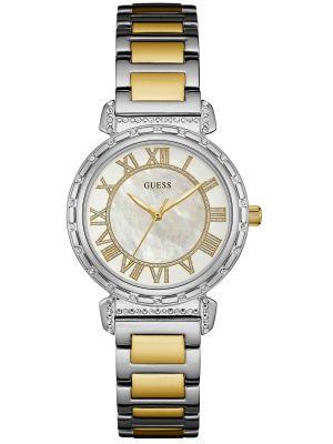 Womens Guess South Hampton Two Tone Bracelet W0831L3 Watch