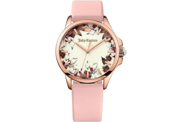 Womens Juicy Couture Jetsetter Watch 1901485