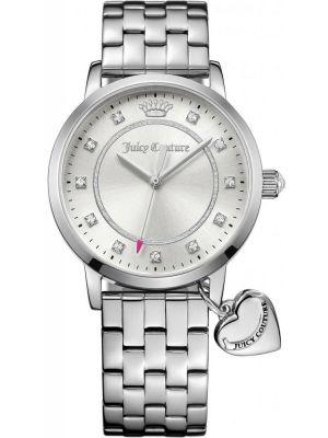 Womens Juicy Couture Socialite Steel Bracelet 1901474 Watch