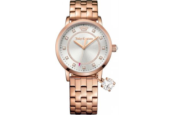 Womens Juicy Couture Socialite Watch 1901476